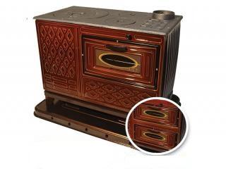 Готварска печка с казанче