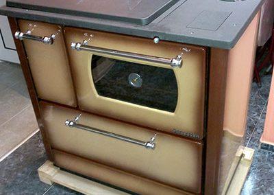 Готварска печка Анатолия