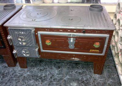 Готварска печка Яксан с ламарина